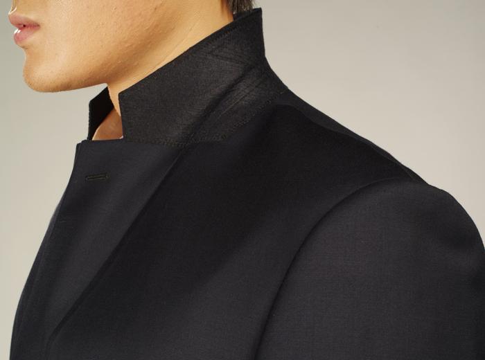 marineblauer anzug welche krawatte